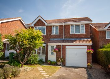 Thumbnail 4 bed detached house for sale in Chatsworth Avenue, Peacehaven, East Sussex