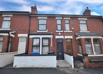 3 bed terraced house for sale in Fairfax Road, New Normanton, Derby DE23