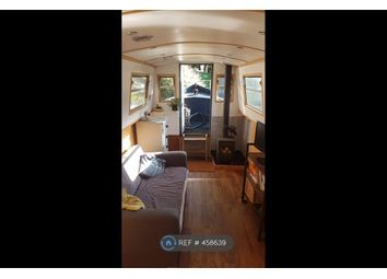 Thumbnail 1 bed houseboat to rent in Quaker Lane, Southall