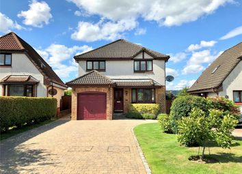 Thumbnail 4 bed detached house for sale in 89 Lathro Park, Kinross, Kinross-Shire