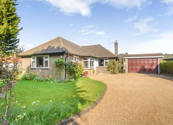 Thumbnail 2 bed detached bungalow for sale in Hilltop Lane, Chaldon, Caterham, Surrey