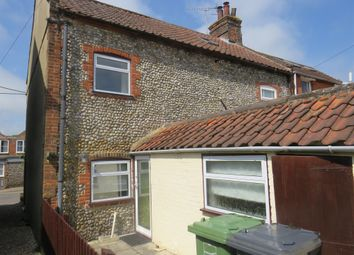 Thumbnail 2 bed end terrace house for sale in New Street, Holt