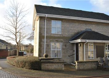 Thumbnail End terrace house for sale in Courtyard Lodge, Idsall Drive, Prestbury, Cheltenham, Glos