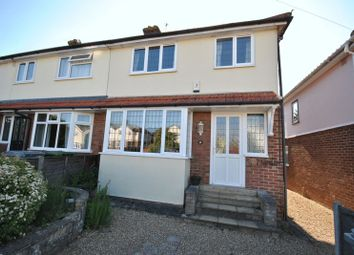 Thumbnail 3 bed semi-detached house for sale in Furze Road, Thorpe St Andrew, Norwich