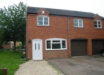 Thumbnail 1 bed detached house to rent in Japonica Close, Churchdown, Gloucester