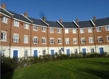 Thumbnail 4 bedroom town house for sale in Stinsford Crescent, Swindon