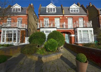 Thumbnail 1 bed flat for sale in Lawn Crescent, Kew, Surrey
