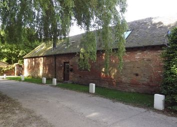Thumbnail 1 bed barn conversion to rent in Tixall, Stafford