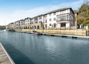 Thumbnail 3 bed flat for sale in Victoria Quay, Malpas, Truro, Cornwall