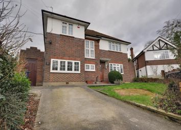 Thumbnail 4 bed detached house to rent in Paines Close, Pinner, Middlesex