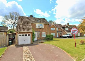 Thumbnail 3 bed detached house for sale in Leighlands, Crawley, West Sussex.