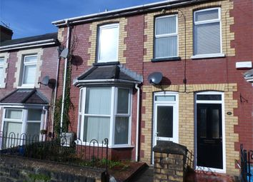 Thumbnail 4 bed terraced house for sale in Charles Street, Bridgend, Bridgend, Mid Glamorgan