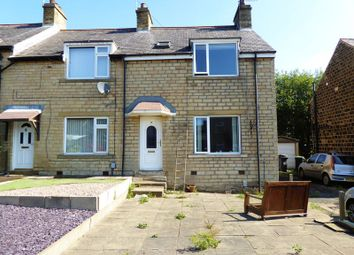 Thumbnail 3 bed end terrace house for sale in Quarmby Road, Huddersfield