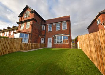 Thumbnail 3 bed end terrace house for sale in Mount Cottages, Seamer Road, Scarborough
