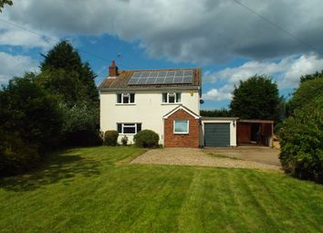 Thumbnail 3 bed detached house for sale in Cambs/Norfolk/Lincs, Terrington St Clement, Near Kings Lynn Equestrian Property