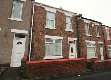 Thumbnail 3 bedroom terraced house for sale in Montague Street, Lemington Newcastle Upon Tyne