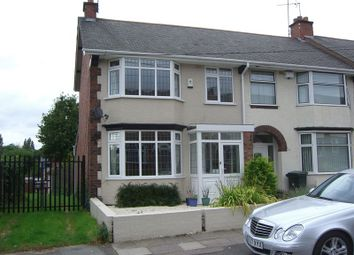Thumbnail 3 bedroom end terrace house to rent in 3 Bedroom, Unfurnished, End Terraced Property, Sapphire Gate, Coventry.