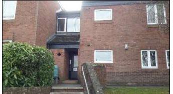 Thumbnail 1 bedroom flat to rent in Crowbridge Park, Cullompton
