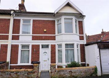 Thumbnail 2 bedroom end terrace house for sale in Sandringham Road, Brislington, Bristol