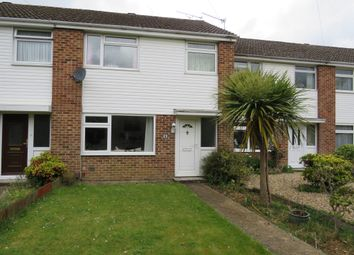 Thumbnail 3 bed terraced house for sale in Oakwood Close, Romsey