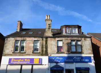 Thumbnail 1 bed flat for sale in Flat 1A, 258 Main Street, High Blantyre, Glasgow