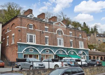 Thumbnail 1 bed flat for sale in The Square, Ironbridge, Telford, Shropshire.