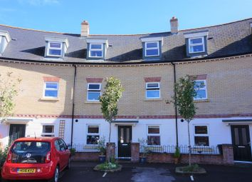 Thumbnail 4 bed terraced house for sale in Lawrence Crescent, Dorchester