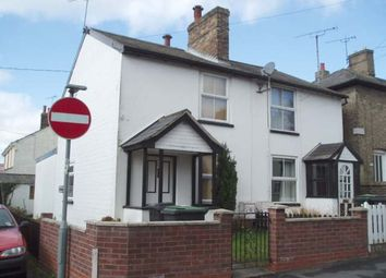Thumbnail 2 bed end terrace house to rent in Violet Hill Road, Stowmarket