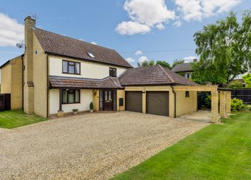 Thumbnail 4 bed detached house for sale in West Row, Bury St Edmunds, Suffolk