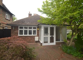 Thumbnail 2 bed bungalow to rent in Wilton Crescent, London
