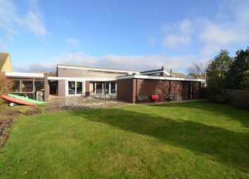 Thumbnail 4 bed detached bungalow for sale in Cliff Road, Felixstowe