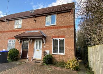 Thumbnail 2 bed end terrace house to rent in Muncaster Gardens, East Hunsbury, Northampton