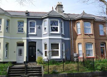 4 bed terraced house for sale in Wilton Street, Millbridge, Plymouth PL1