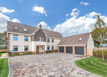 Thumbnail 6 bed detached house for sale in Sherlands Heights, Taunton