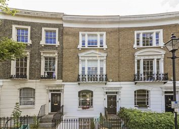 Thumbnail 3 bed flat for sale in Thornhill Square, London