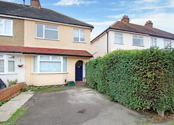 Thumbnail 3 bed end terrace house to rent in Ronelean Road, Surbiton