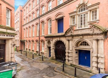 Thumbnail 2 bed flat to rent in Plumptre Place, Nottingham