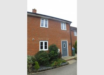 Thumbnail 2 bedroom terraced house for sale in Clouded Yellow Path, Aylesbury, Buckinghamshire