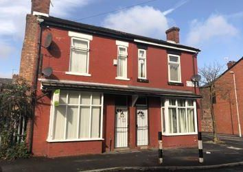 Thumbnail 3 bed property to rent in Rosebery Street, Moss Side, Manchester