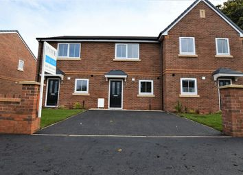 Thumbnail 2 bed mews house for sale in Hallbottom Street, Hyde