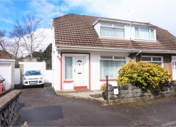 Thumbnail 3 bed semi-detached bungalow for sale in Beverley Close, Ravenhill