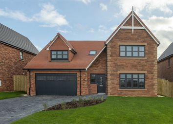 Thumbnail 4 bed detached house for sale in 3 Whins Close, Heads Nook, Brampton, Cumbria