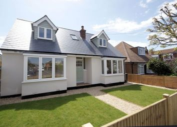 Thumbnail 4 bed detached house for sale in Raynes Road, Lee On The Solent
