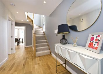 Thumbnail 3 bed detached house for sale in Clapham Road, London