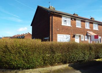 Thumbnail 3 bedroom end terrace house for sale in Thornfield Crescent, Little Hulton, Manchester, Greater Manchester