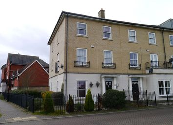 Thumbnail 4 bed town house to rent in Bonny Crescent, Ipswich, Suffolk