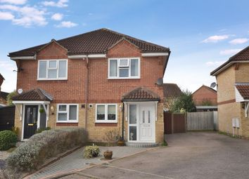 Thumbnail 2 bed semi-detached house for sale in The Meadows, Thorley, Bishop's Stortford