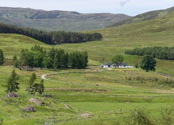 Thumbnail Land for sale in Coul Estate, Laggan, Newtonmore, Inverness-Shire