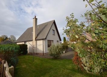 Thumbnail 3 bed detached house for sale in Laurel House Lodgehill Road, Nairn