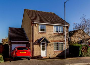 Thumbnail 4 bed detached house for sale in Heathlands, Swaffham